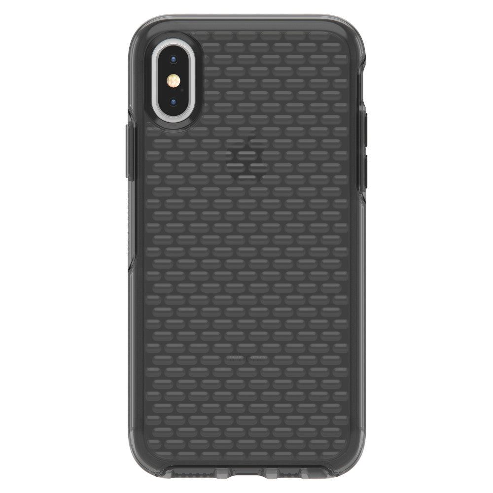 OtterBox Clear Pattern Design Case for iPhone X / iPhone Xs - Fog Black