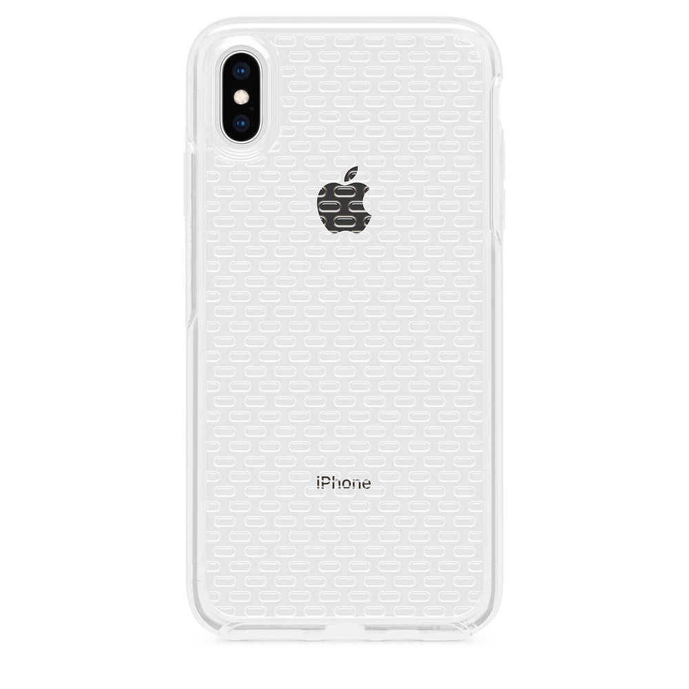 OtterBox Clear Pattern Design Case for iPhone X / iPhone Xs - Clear