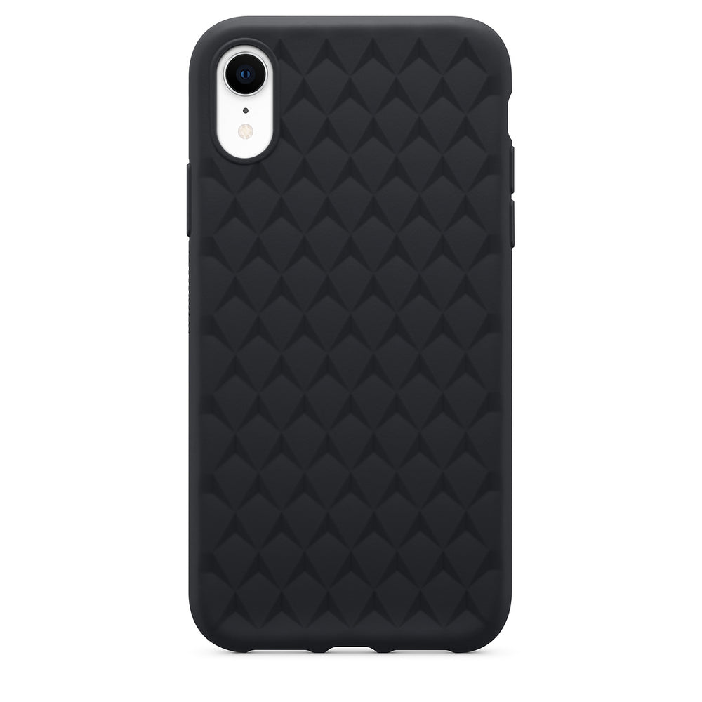 OtterBox Ultra Slim Case Firm Flex with Soft Touch for iPhone XR - Black