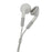 Apple Earphones with Remote and Mic - White