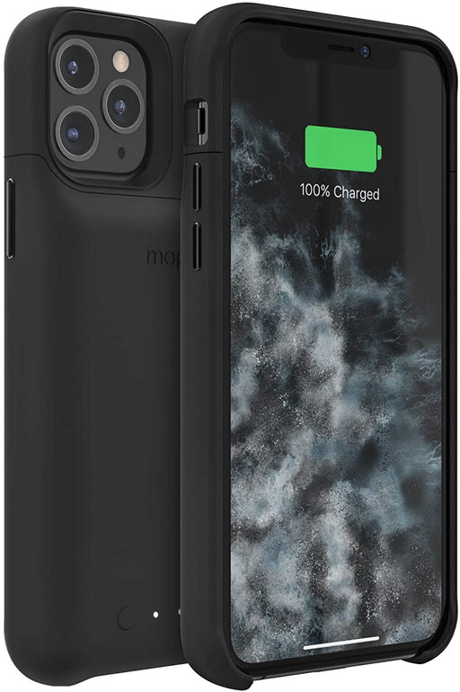 Mophie Juice Pack Access Protective Battery Case for iPhone 11 Pro - Black