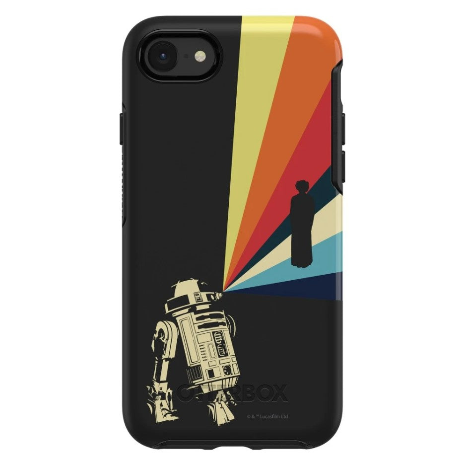 OtterBox SYMMETRY SERIES Case for iPhone 7 / 8 - R2D2