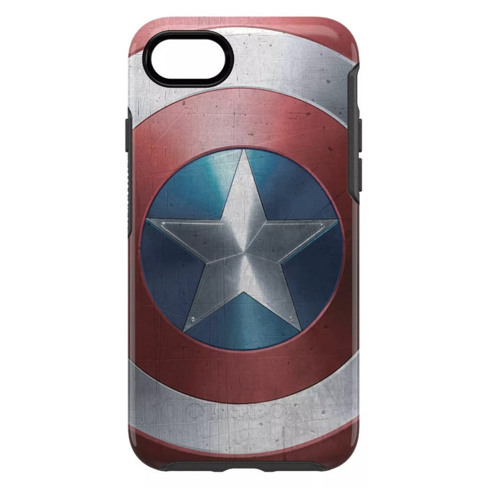 OtterBox SYMMETRY SERIES Case for iPhone 7 / iPhone 8 - Captain America