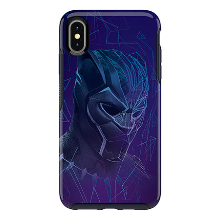 OtterBox SYMMETRY SERIES Case for iPhone XS Max - Black Panther