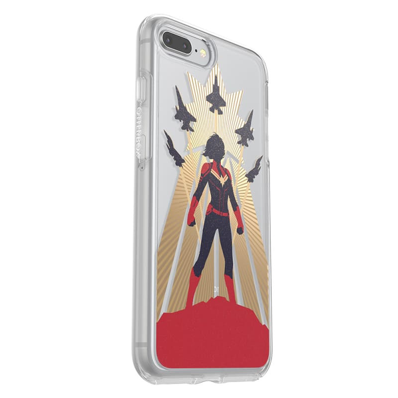 OtterBox SYMMETRY SERIES Case for iPhone 7 Plus / iPhone 8 Plus - Captain Marvel