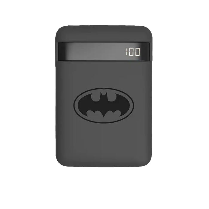 TYLT Batman 5K Slim Portable Battery Pack - Black