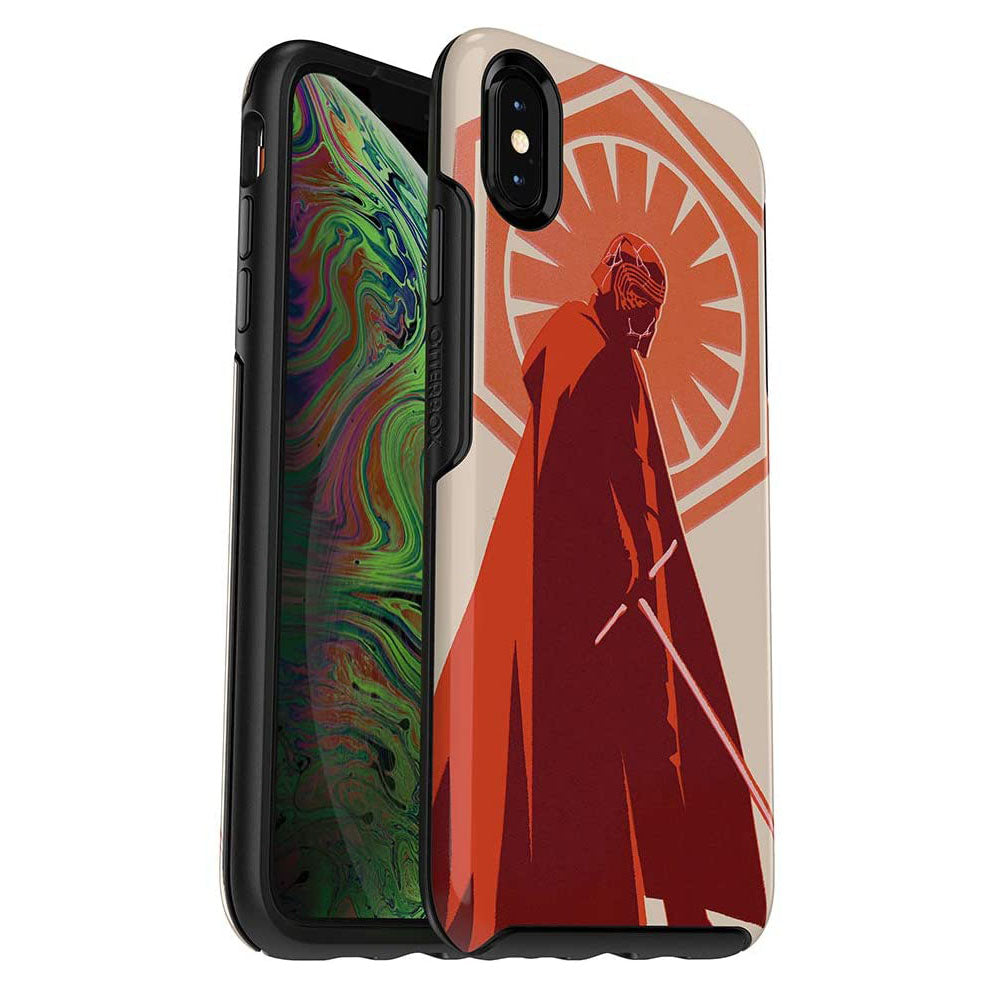 OtterBox SYMMETRY SERIES Case for iPhone XS Max - Kylo Ren