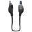 Lifeproof LifeActiv Micro USB to USB-A Lanyard Cable - Black
