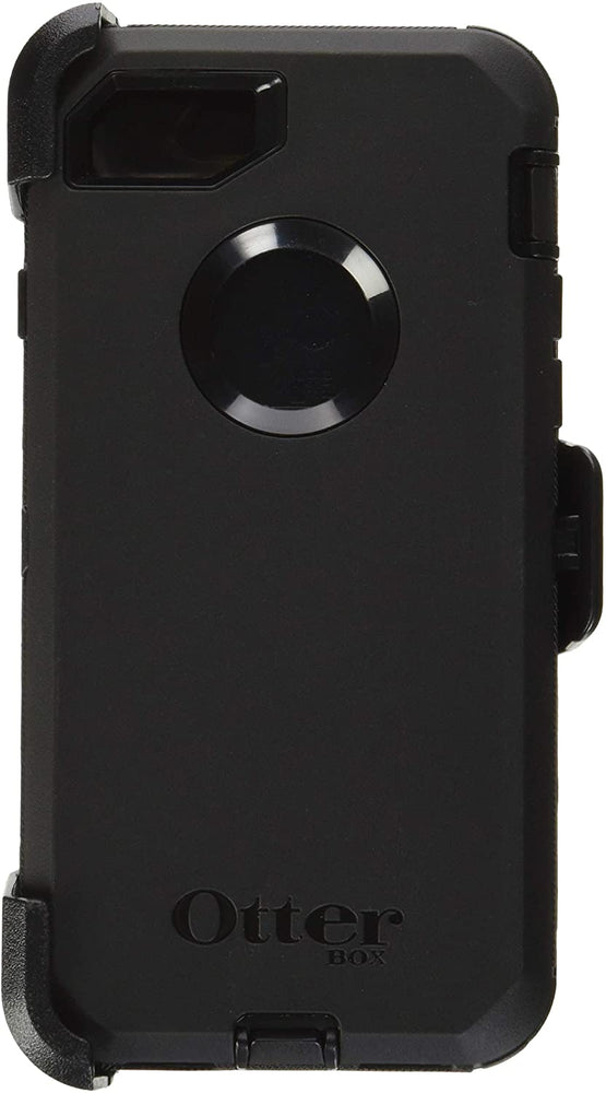 OtterBox DEFENDER SERIES Case & Holster for iPhone 7/8 - Black