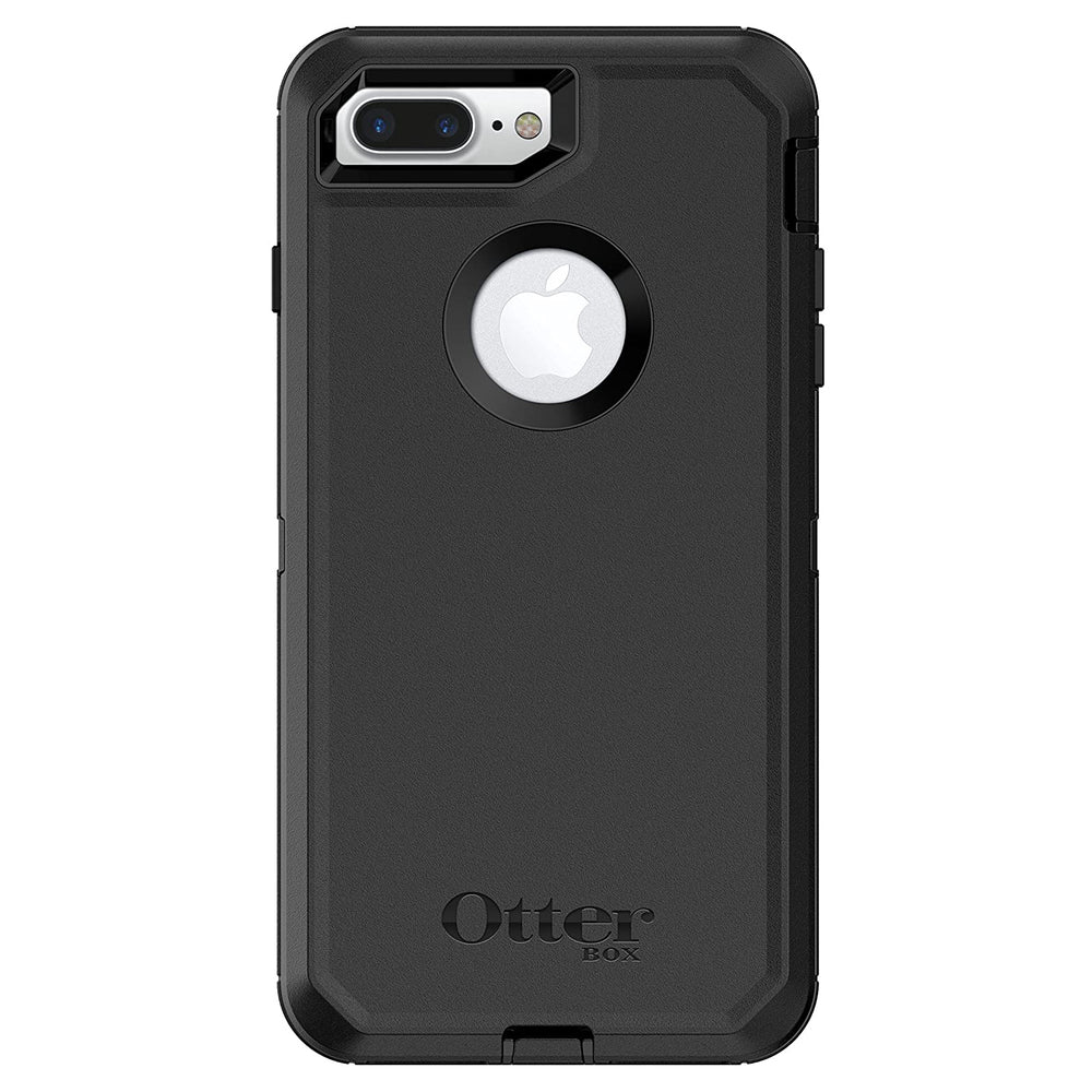 OtterBox DEFENDER SERIES Case & Holster for iPhone 7 Plus / iPhone 8 Plus - Black