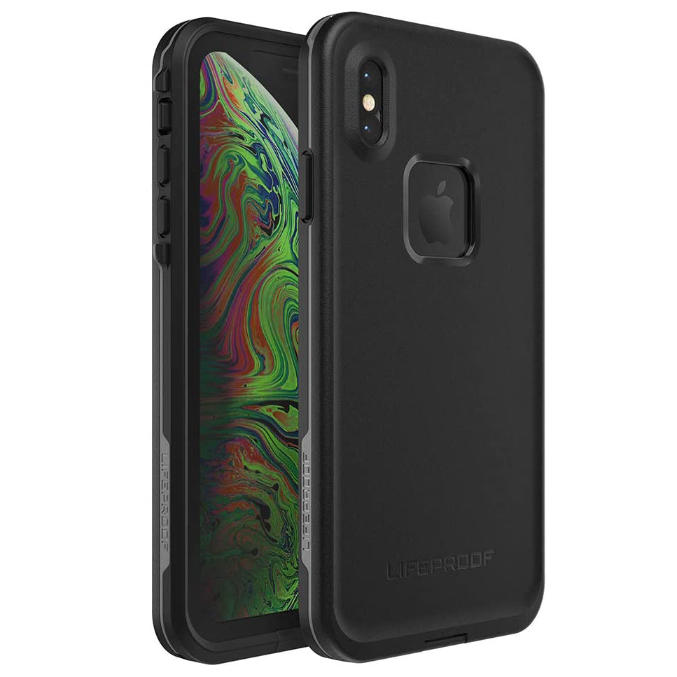 LifeProof FRE SERIES Waterproof Case for iPhone XS Max - Asphalt