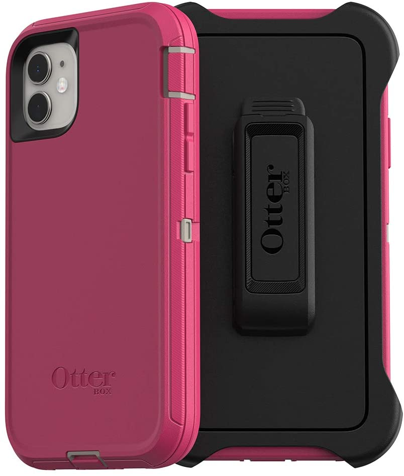 OtterBox DEFENDER SERIES SCREENLESS EDITION Case for iPhone 11 - LOVE BUG