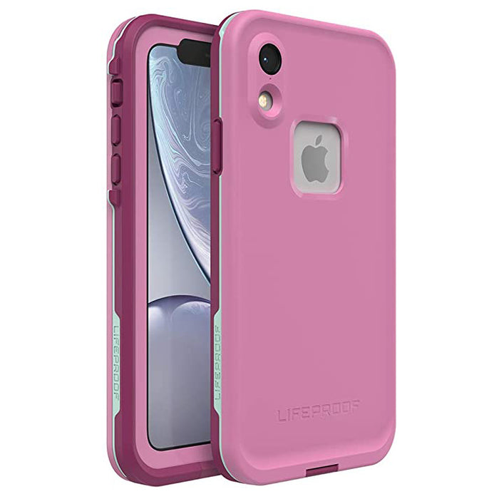 LifeProof FRE SERIES Waterproof Case for iPhone XR - Frost Bite
