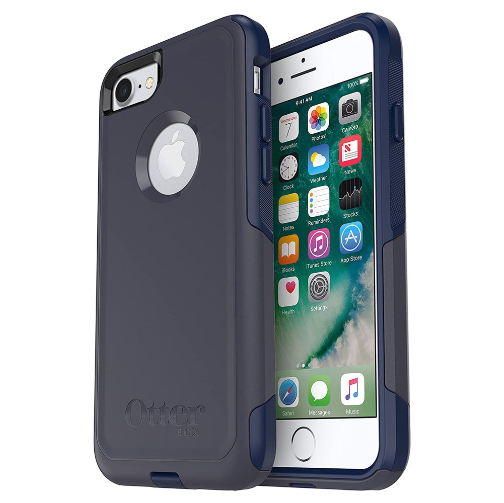 OtterBox COMMUTER SERIES Case for iPhone 7 / iPhone 8 - Indigo Way