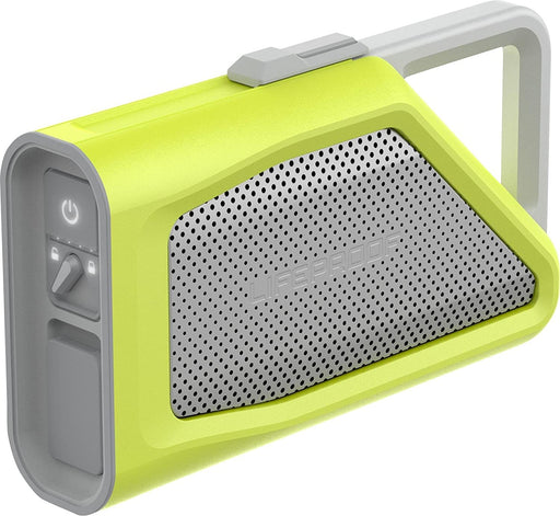 LifeProof AQUAPHONICS AQ9 Waterproof Portable Bluetooth Speaker - Laguna Clay (Refurbished)