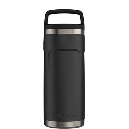 OtterBox ELEVATION SERIES 28oz Growler With Twist on Lid - Silver Panther Black