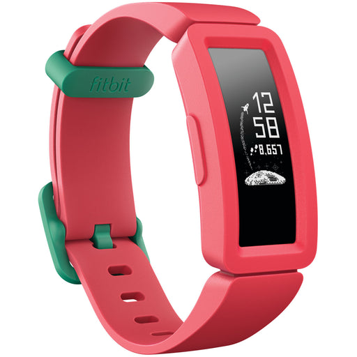 Fitbit Ace 2 Activity Tracker for Kids - Watermelon