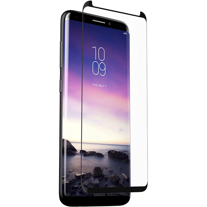 Zagg Glass Curve Elite for Samsung Galaxy S9 - Clear