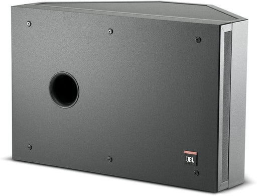 JBL Professional Control SB-2 Stereo Input Dual Coil Subwoofer, 10-inch - Black