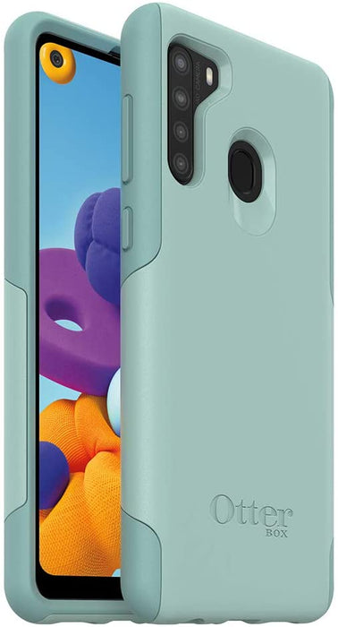 OtterBox COMMUTER LITE SERIES Case for Samsung Galaxy A21 - Mint Way
