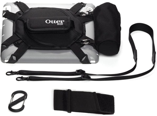 OtterBox 10in Utility Latch with Accessory Pouch Pro Pack - Black