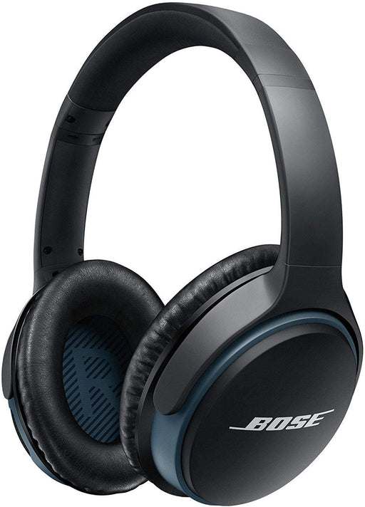 Bose SoundLink Wireless Around-Ear Headphones II - Black