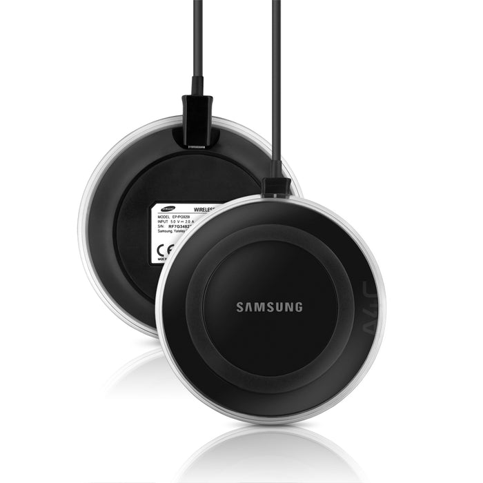 Samsung Wireless Charging Pad - Black Sapphire (Pre-Owned)