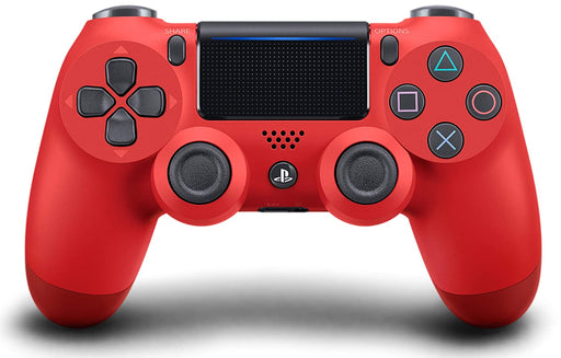 Sony DualShock 4 Wireless Controller PlayStation 4 - Magma Red (Pre-Owned)