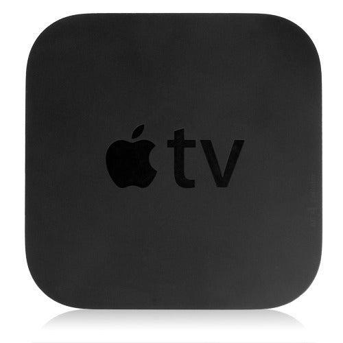 Apple TV Smart Media Streamer 3rd Generation - Black (Pre-Owned)