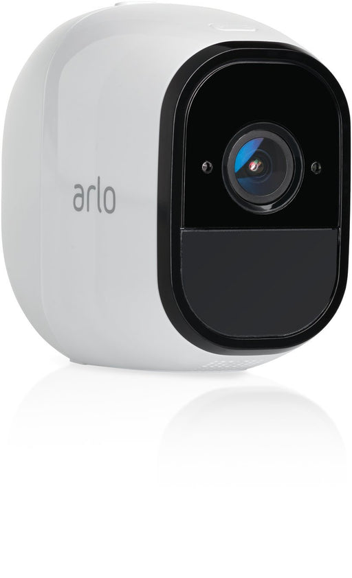 Netgear - Arlo Pro Add-on Camera, Rechargeable, Night vision, Indoor/Outdoor (Pre-Owned)