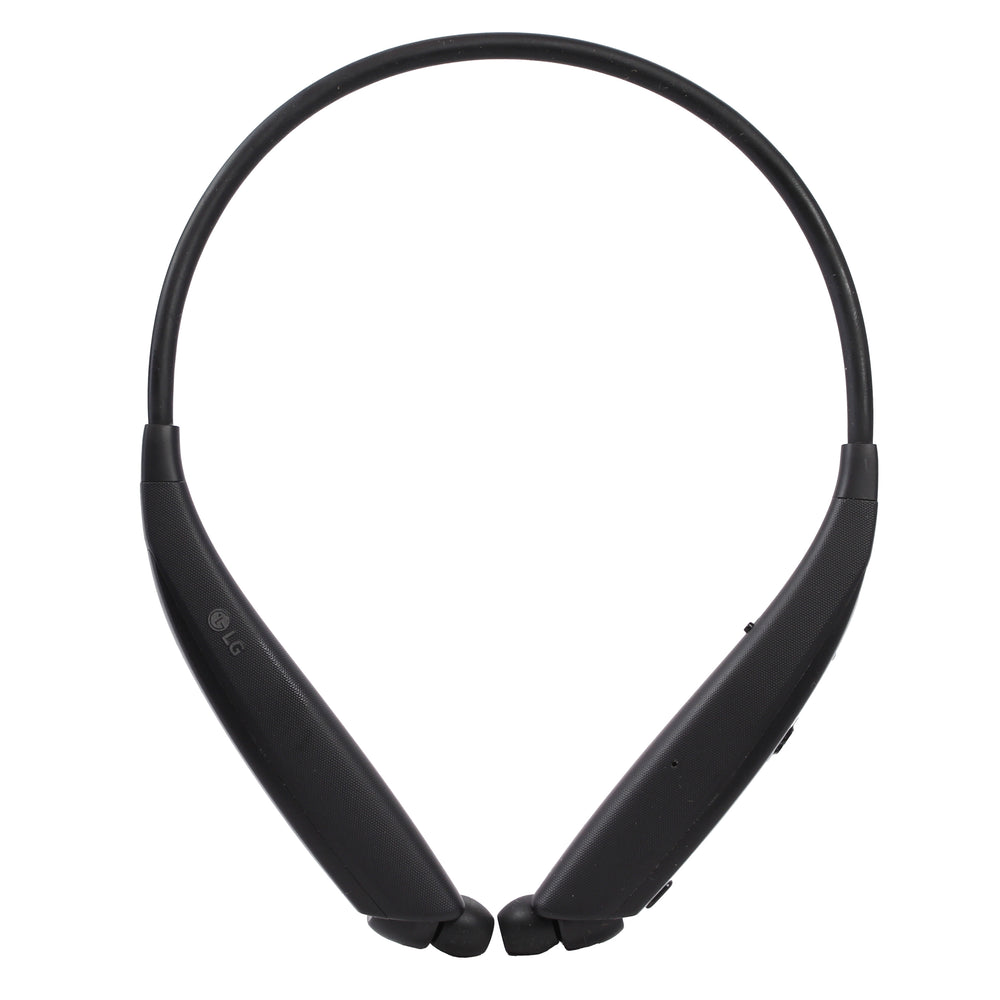 LG HBS-830 Tone Ultra Alpha Wireless In-Ear Headphones - Black (Refurbished)