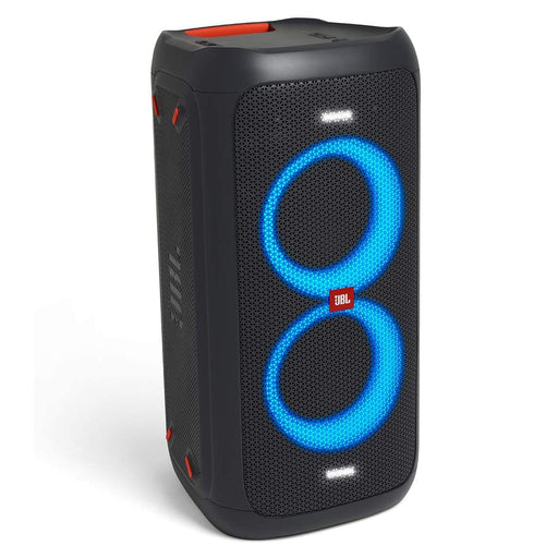JBL PartyBox 100 Portable Bluetooth Speaker - Black (Pre-Owned)