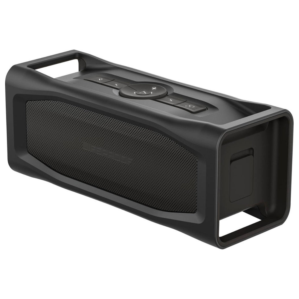 LifeProof AQUAPHONICS AQ11 Waterproof Portable Bluetooth Speaker - Obsidian Sand (Refurbished)