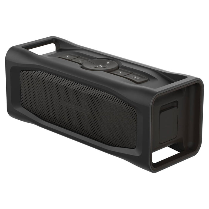 LifeProof AQUAPHONICS AQ10 Waterproof Portable Bluetooth Speaker - Obsidian Sand (Refurbished)
