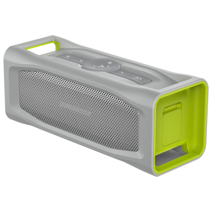 LifeProof AQUAPHONICS AQ10 Waterproof Portable Bluetooth Speaker - Laguna Clay (Refurbished)