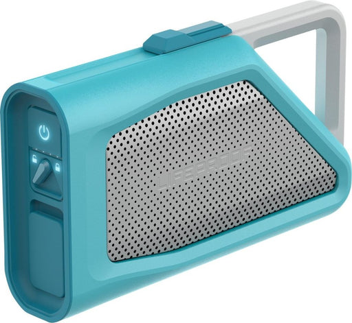 LifeProof AQUAPHONICS AQ9 Waterproof Portable Bluetooth Speaker - Clear Water (Pre-Owned)