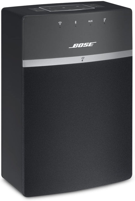 Bose SoundTouch 10 Wireless Speaker Works with Amazon Alexa - Black (Pre-Owned)