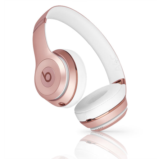 Beats By Dr. Dre Beats Solo3 Wireless On-Ear Headphone - Rose Gold (Pre-Owned)