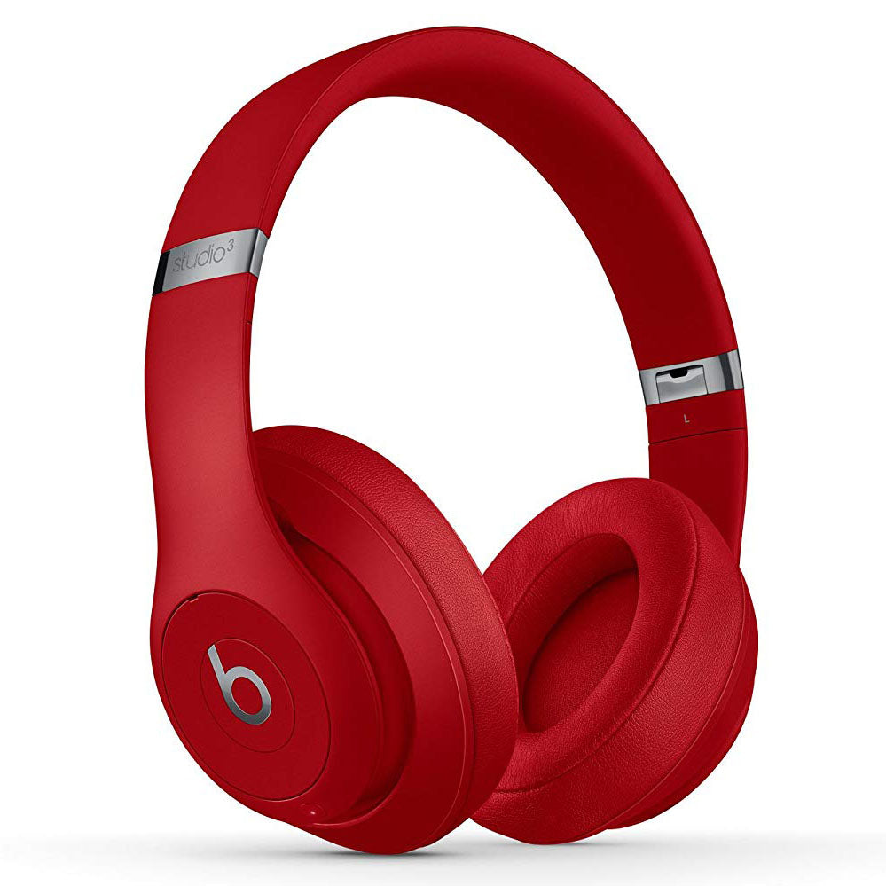 Beats By Dr. Dre Beats Studio3 Wireless Over-Ear Headphones - Red (Pre-Owned)