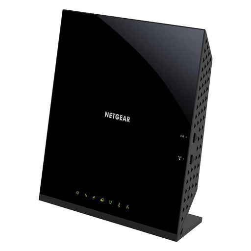 NETGEAR Dual-Band AC1600 Router with 16 x 4 DOCSIS 3.0 Cable Modem - Black (Pre-Owned)