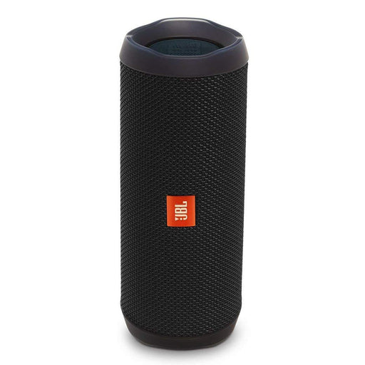 JBL Flip 4 Wireless Portable Bluetooth Speaker - Black (Pre-Owned)