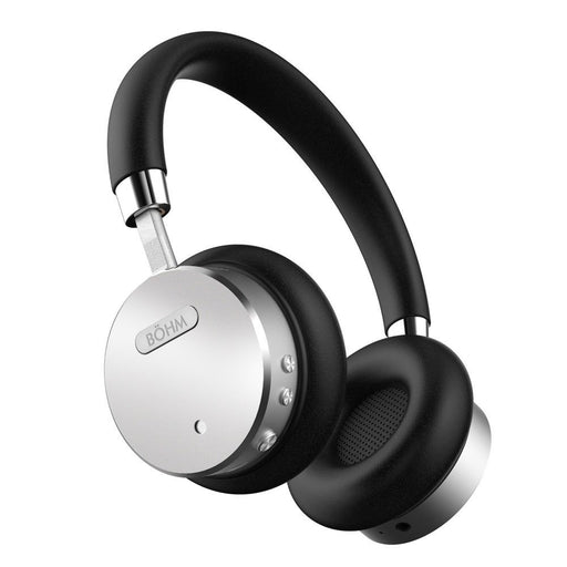 BOHM B66 Wireless Headphones - Black/Silver (Refurbished)