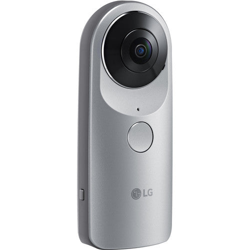 LG G5 Friends 360 CAM Spherical Camera w/ Charger Only - Silver (Refurbished)