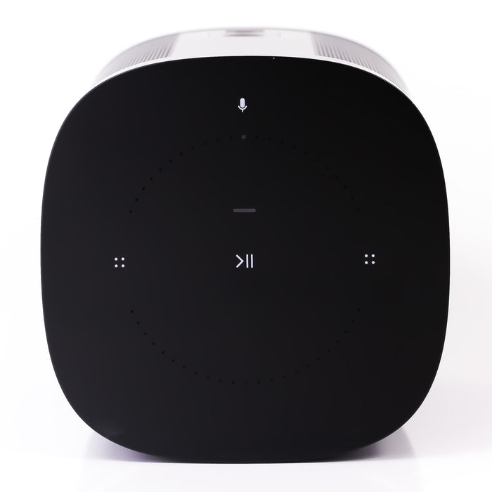 Sonos One Smart Wireless Speaker - Black (Refurbished)