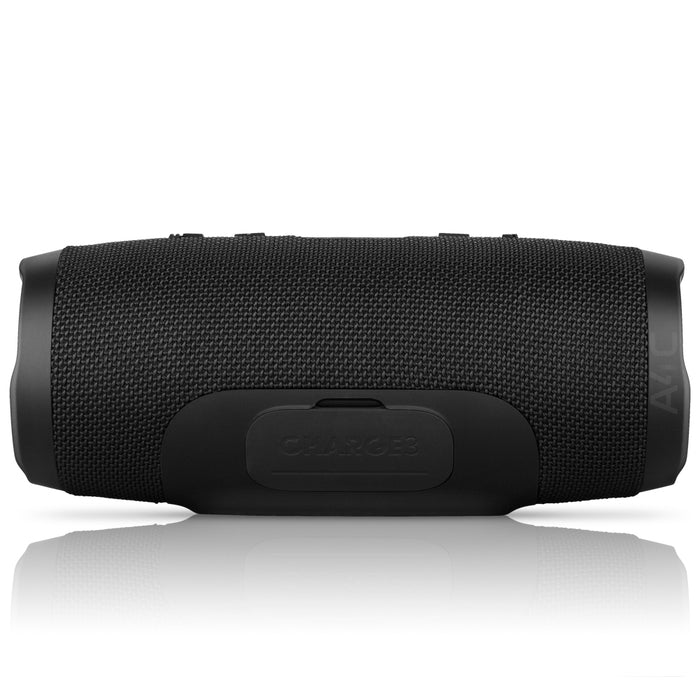 JBL Charge 3 Portable Bluetooth Speaker - Black (Refurbished)