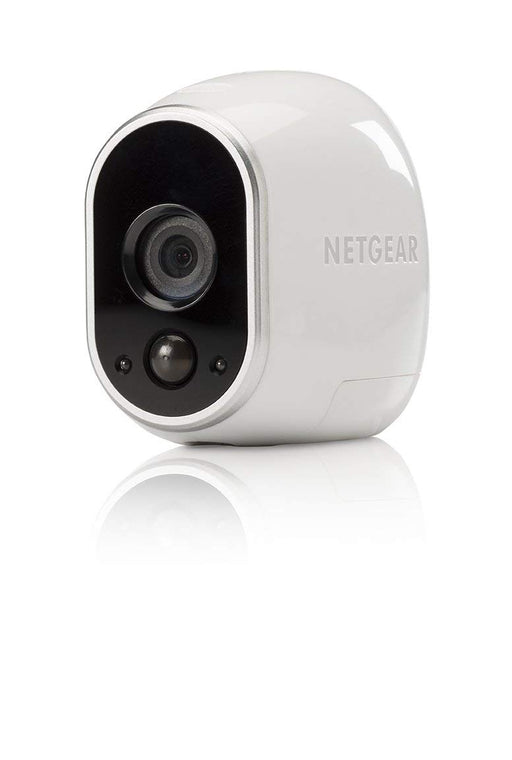 NETGEAR Arlo VMC3030 Add-on Wire-Free HD Security Camera - White (Refurbished)