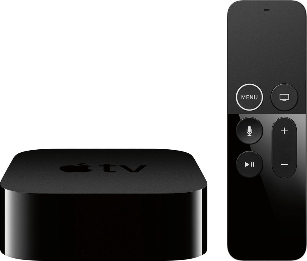 Apple TV 4K, 32GB, A1842 (5th Gen) - Black (Refurbished)