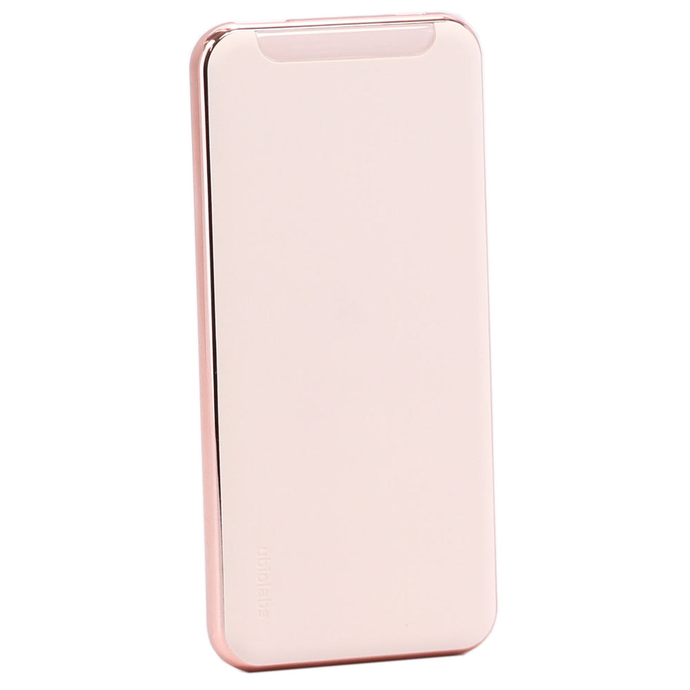 Ubio Labs Shadow Portable Charger, 6000mAh - Rose Gold (Refurbished)