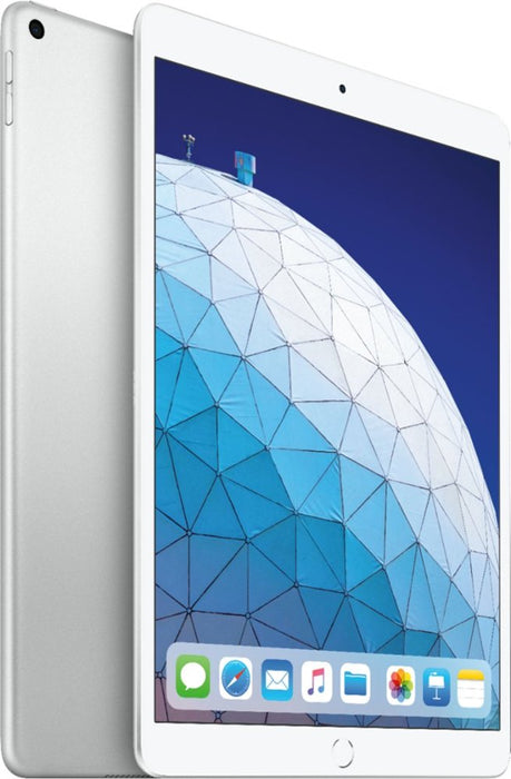 Apple iPad Air 3rd Generation, 64GB, Wifi Only - Silver (Refurbished)