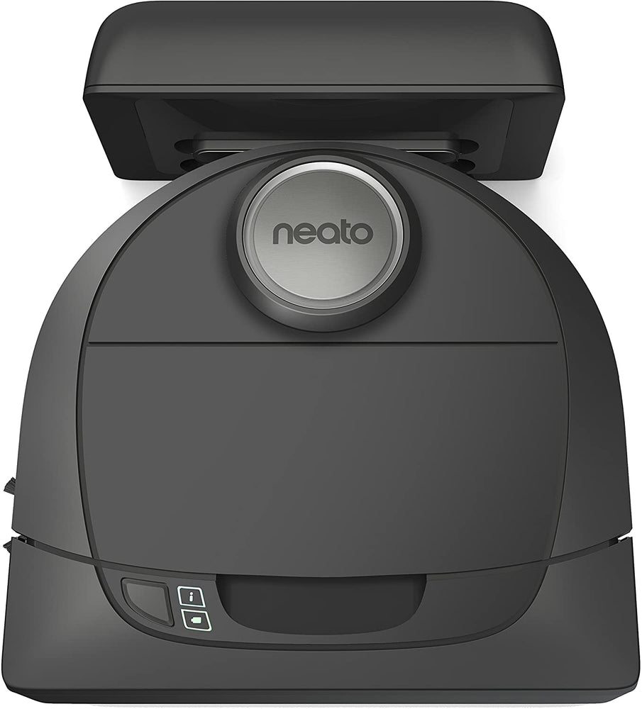 Neato Robotics Botvac D5 App-Controlled Robot Vacuum - Black (Refurbished)